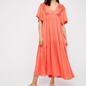 FREE PEOPLE - Simply Extreme Maxi Dress